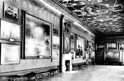 Kensington Palace, King's Gallery 1899, Kensington