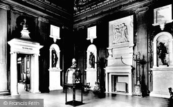 Kensington Palace, The Cupola Room 1899, Kensington