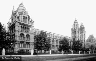 Kensington, Natural History Museum 1899