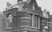 Kensington, North Kensington Library c.1915
