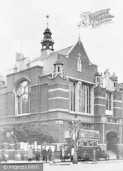 North Kensington Library c.1915, Kensington
