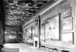 Kensington, Palace, King's Gallery 1899