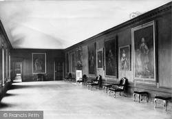 Kensington, Palace, Queen Mary's Gallery 1899