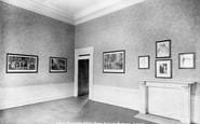 Kensington, Palace, Queen Victoria's Bedroom 1899