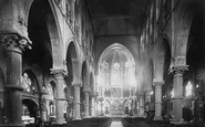 Kensington, Pro Cathedral Interior 1899