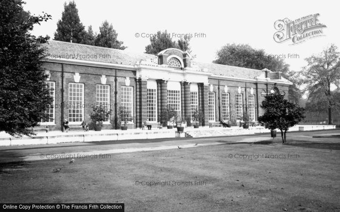 Photo of Kensington, The Orangery, Kensington Place 1964