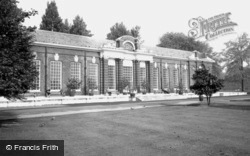 Kensington, The Orangery, Kensington Place 1964