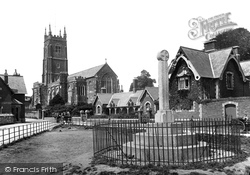 All Saints Church 1906, Kenton