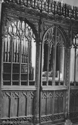 Church Screen 1907, Kenton