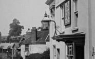 Kenton, Devon Arms Inn 1906