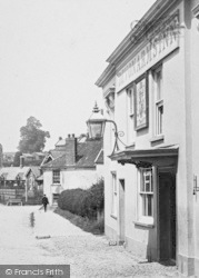 Devon Arms Inn 1906, Kenton