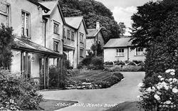 Abbot Hall c.1955, Kents Bank