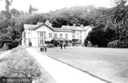 Kents Bank, Abbot Hall c.1960