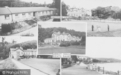Kents Bank, Abbot Hall Composite c.1960