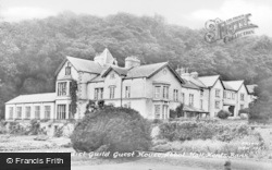 Kents Bank, Abbot Hall, Methodist Guild Guest House  c.1960