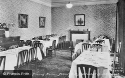 Abbots Bank, The Dining Room c.1955, Kents Bank