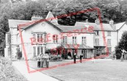 Croquet At Abbot Hall c.1960, Kents Bank