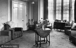 Kents Bank, Drawing Room, Abbot Hall c.1955