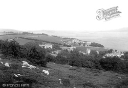 Kents Bank, From Kirkhead 1894