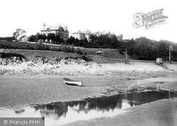 Kents Bank, From The Sands 1894
