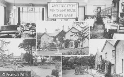 Kents Bank, Kents Bank House c.1955