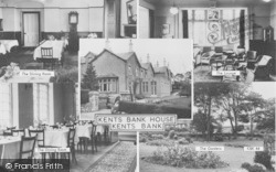 Kents Bank, Kents Bank House Composite c.1955