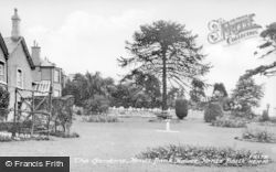Kents Bank, The Gardens, Kents Bank House c.1955