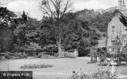 The Gardens, Kents Bank House  c.1955, Kents Bank
