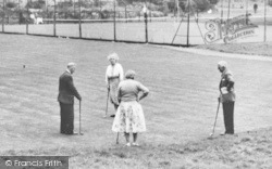 Kents Bank, The Putting Green c.1960
