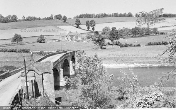 Photo of Kerne Bridge, c.1965