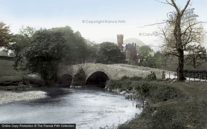 Keswick, Derwent Bridge 1889.  (Neg. 22130t)  � Copyright The Francis Frith Collection 2008. http://www.francisfrith.com