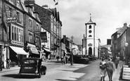 Keswick, Market Square and Moot Hall 1951