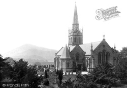 Keswick, St John's Church 1889