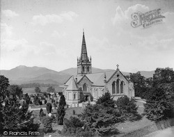 Keswick, St John's Church c.1880