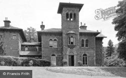Keswick, Underscar c.1955