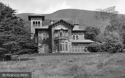 Keswick, Underscar House c.1950
