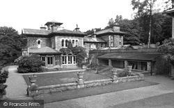 Keswick, Underscar House c.1955