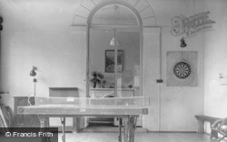 Keswick, Underscar House, The Games Room c.1950