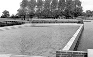 Kettering, Children's Pool c.1955