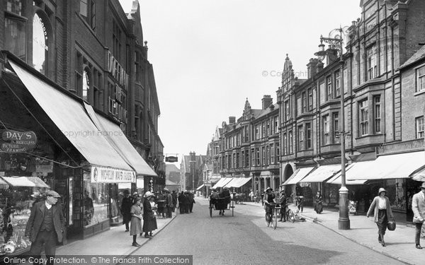 Kettering, Gold Street 1922