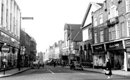 Kettering, Gold Street c.1950