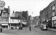 Kettering, High Street c1955
