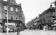 Kettering, Newland Street 1922