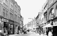 Kettering, Newland Street c.1955