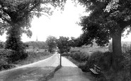 Kettering, Northampton Road 1922