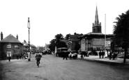 Kettering, Sheep Street 1922