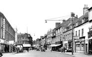 Kettering, Silver Street c.1950