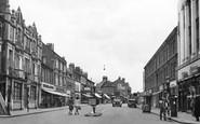 Kettering, Silver Street c.1955