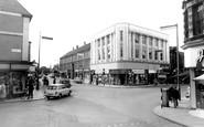 Kettering, Silver Street c.1960
