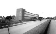 Kettering, Technical College c.1960